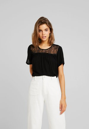 VMALLY - Blouse - black