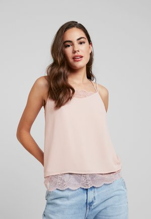 VMLEA SINGLET - Top - misty rose