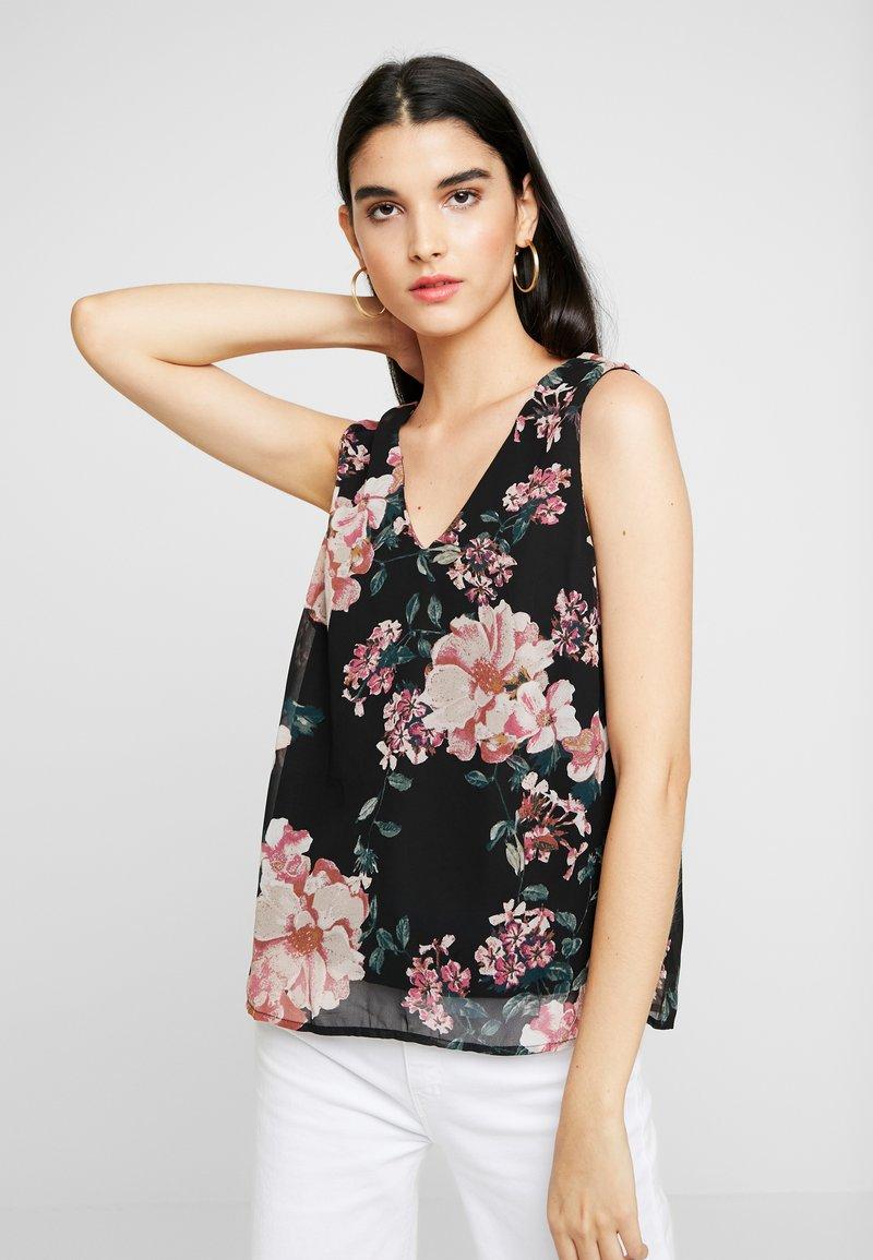 Vero Moda - VMSUNILLA - Bluse - black