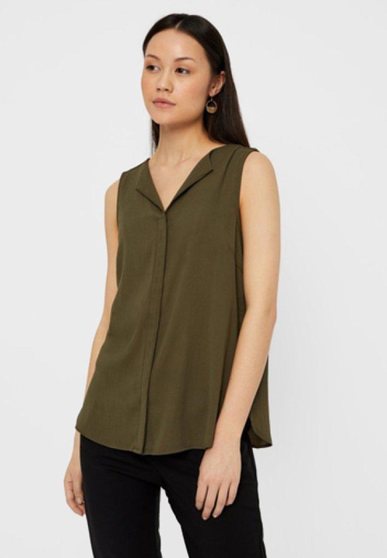 Vero Moda - Blouse - green