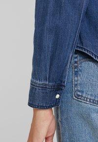 Vero Moda - Košile - medium blue denim - 5