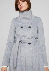 Vero Moda - Cappotto corto - light grey melange - 3