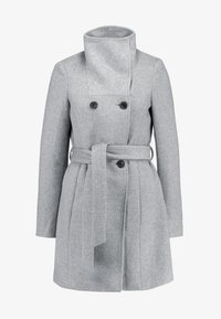 Vero Moda - Short coat - light grey melange - 4