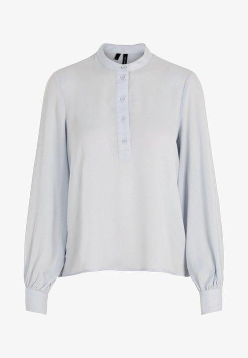 dobra jakość Vero Moda Bluzka - halogen blue Koszulki i Topy CUKH-JU9