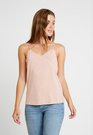 VMALBERTA SINGLET - Top - misty rose