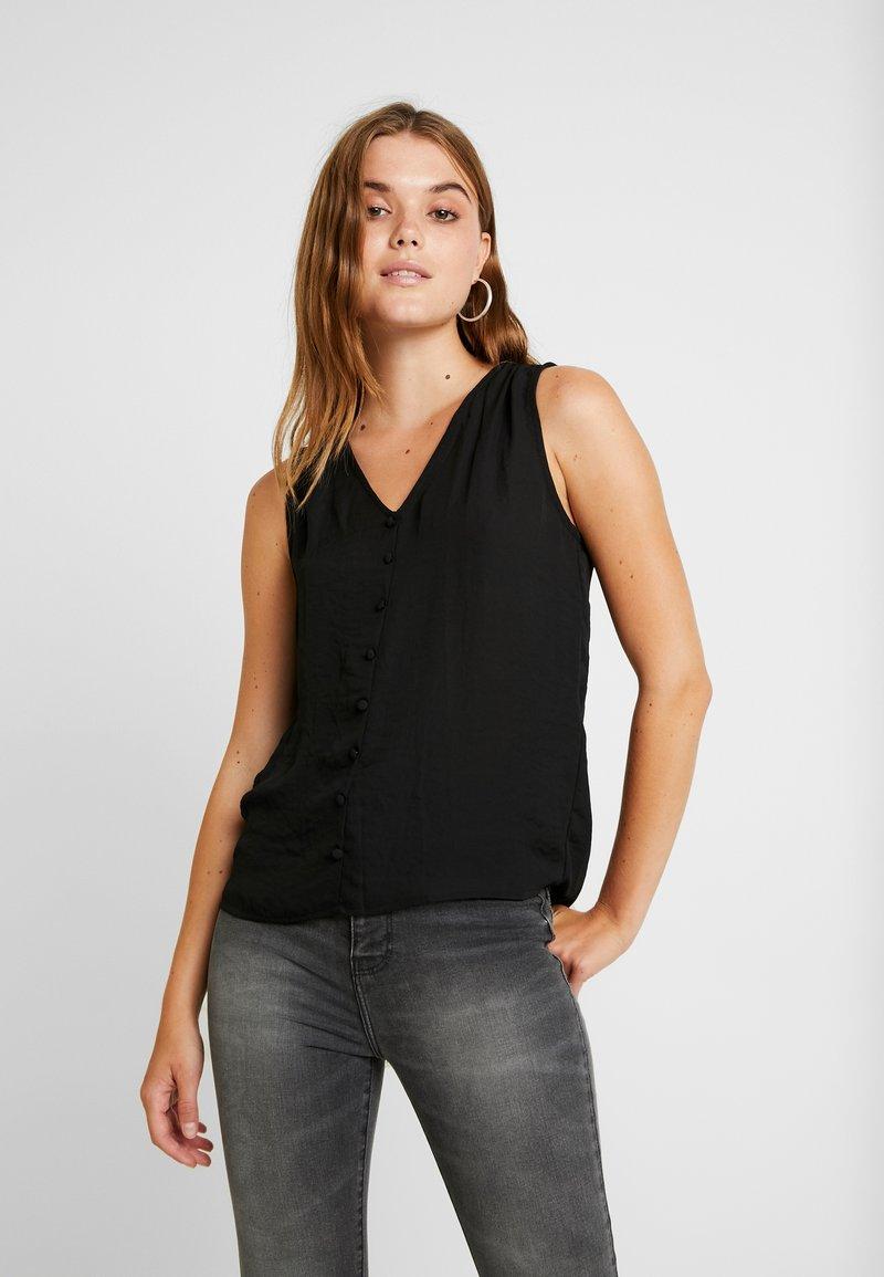 Vero Moda - VMZIGGA - Bluse - black