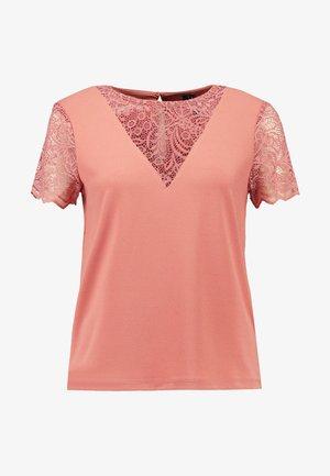 VMALBERTA - Print T-shirt - brick dust
