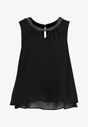 VMELINA BEAD - Blouse - black