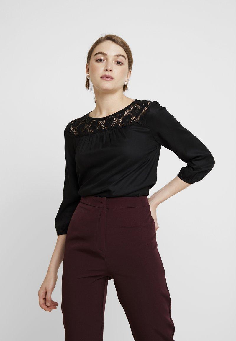 Vero Moda - VMDEBBIE JANE - Bluser - black