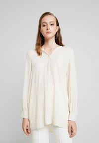 Vero Moda - VMISABELLA - Button-down blouse - birch - 0
