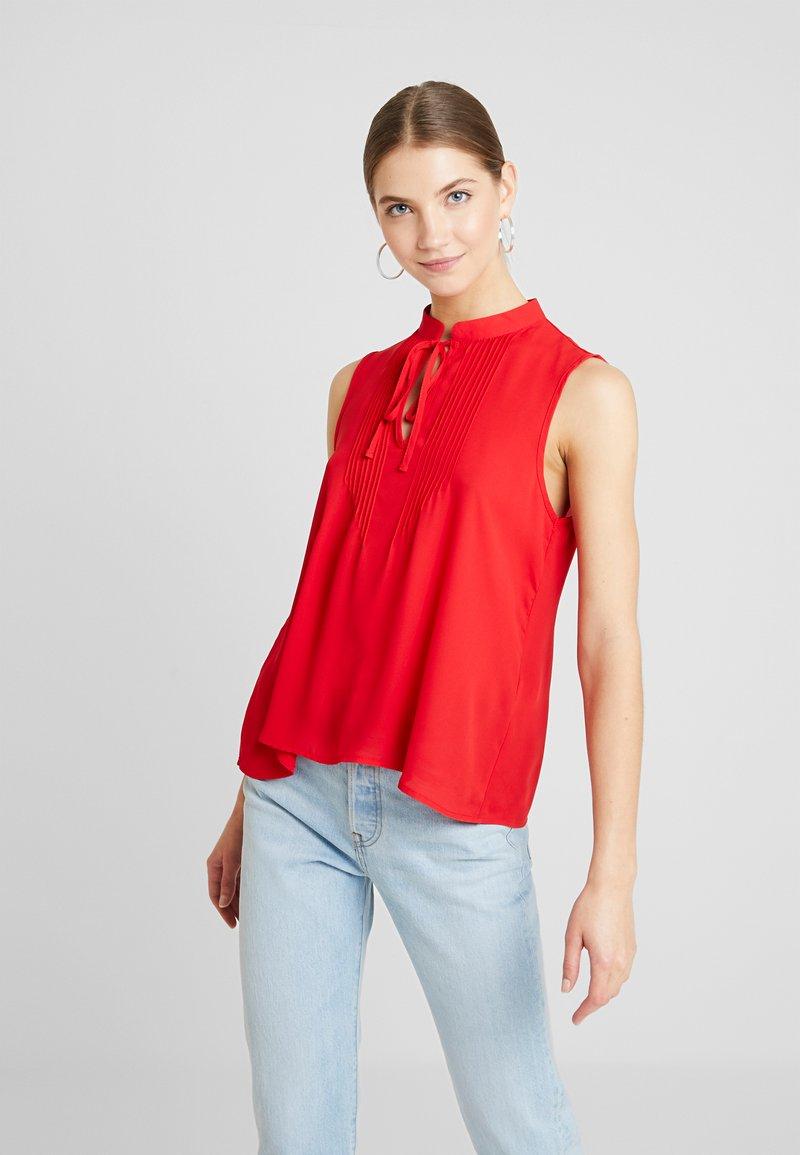 Vero Moda - VMELIZABETH  - Blouse - chinese red