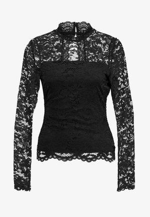 VMDORA HIGHNECK - Bluser - black