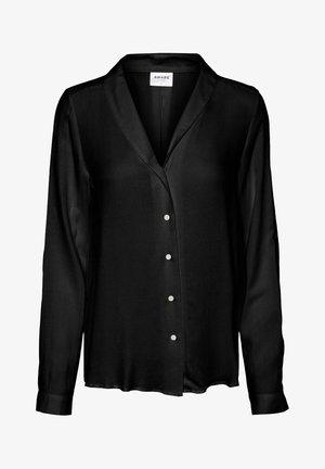 VMJORDAN SHIRT - Skjortebluser - black