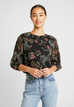 VMJULIE - Blouse - black