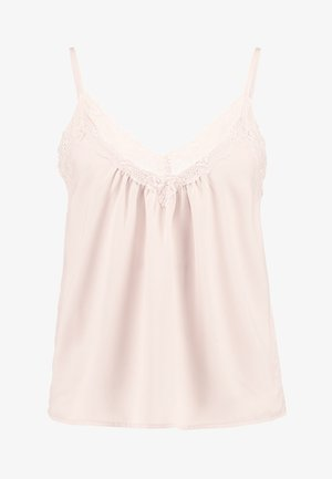 VMAMY SINGLET - Top - sepia rose