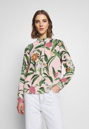 VMLUCIA - Camisa - sepia rose