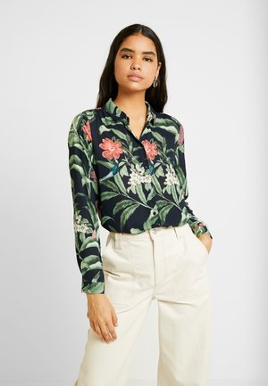 VMLUCIA - Button-down blouse - night sky/susie