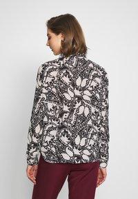 Vero Moda - VMLUCIA - Button-down blouse - black - 2
