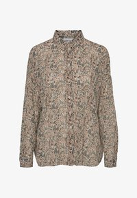 Vero Moda - Skjortebluser - birch - 4