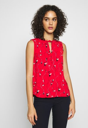 VMGALICE - Blouse - high risk red