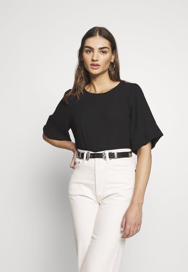 VMISABELLA NOOS - Bluse - black