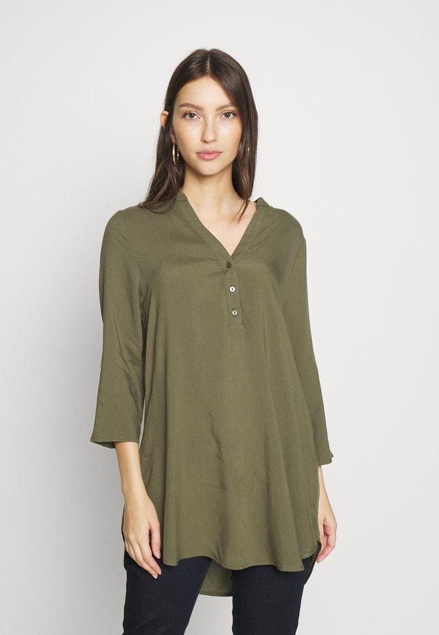 VMSIMPLY  - Tunika - ivy green