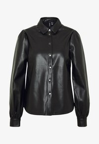 Vero Moda - VMSERENA SHIRT - Camicia - black - 6
