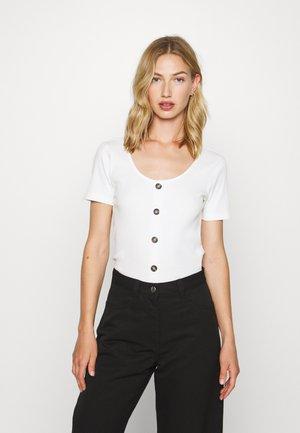 VMHELSINKI NOOS - T-shirt con stampa - snow white
