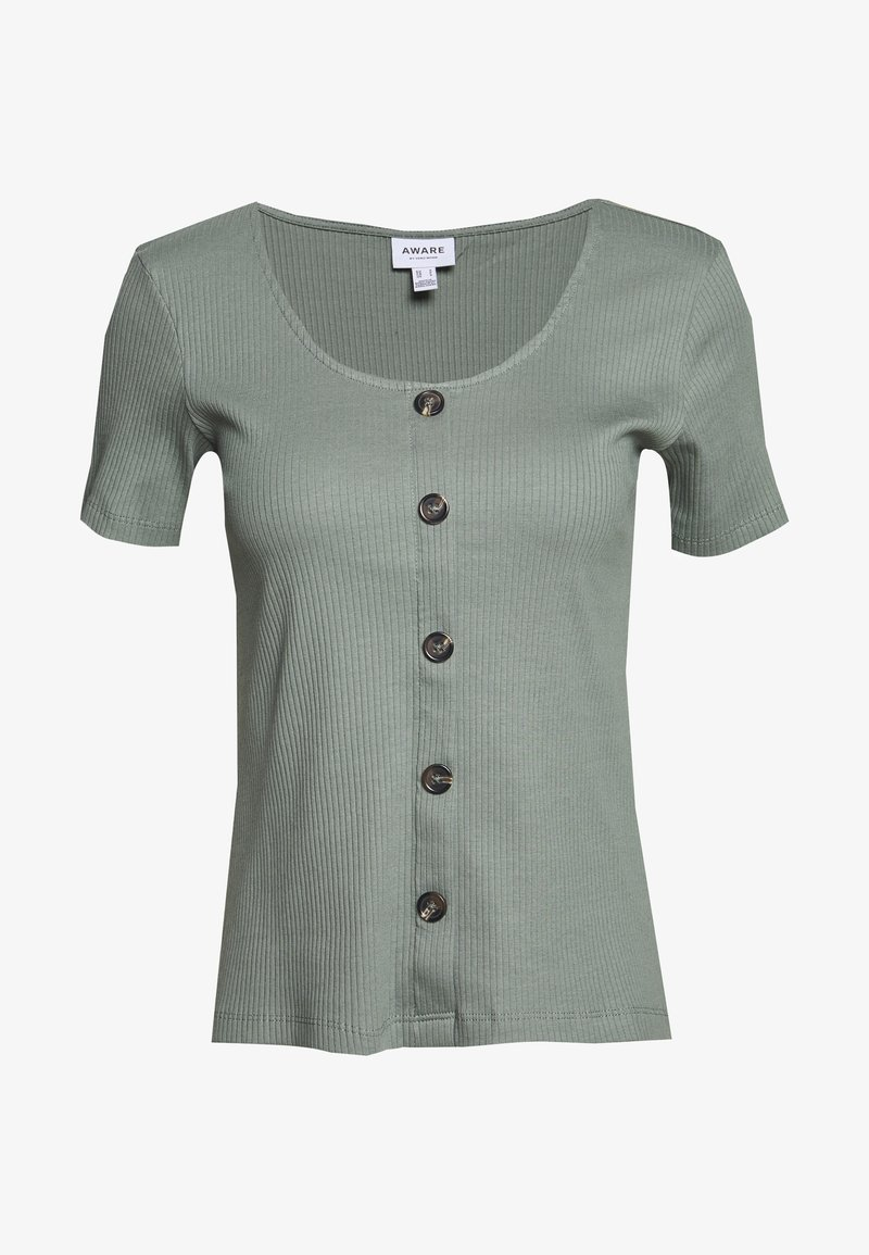 Vero Moda - VMHELSINKI NOOS - T-shirt imprimé - laurel wreath