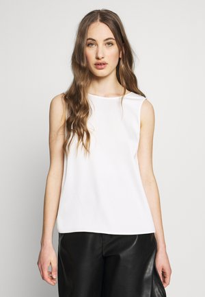 VMKIRA V-BACK - Blouse - birch