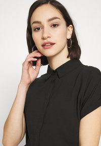 Vero Moda - Button-down blouse - black - 3