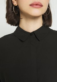 Vero Moda - Button-down blouse - black - 5