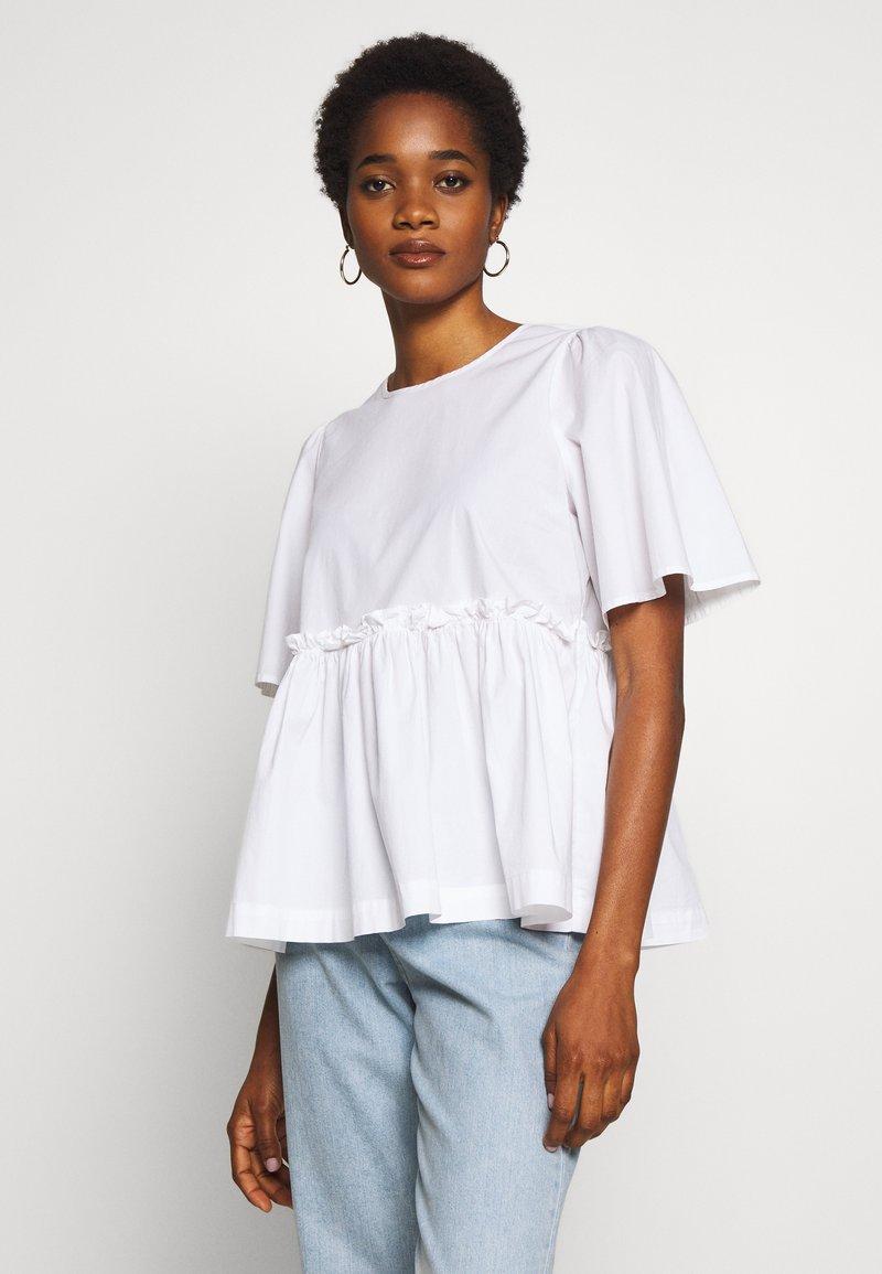 Vero Moda - VMLIMA - Bluser - bright white
