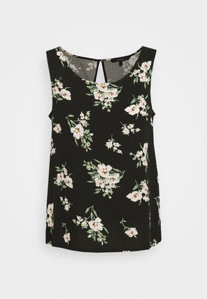 VMSIMPLY EASY TANK - Pusero - black