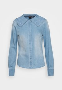Vero Moda - VMDIANA - Chemisier - light blue denim - 6