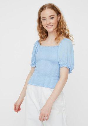 Bluse - placid blue