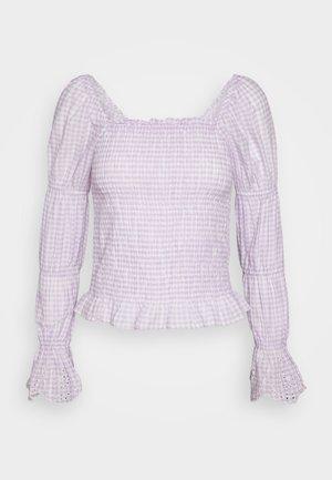 VMAMELIA SMOCK  - Blouse - pastel lilac