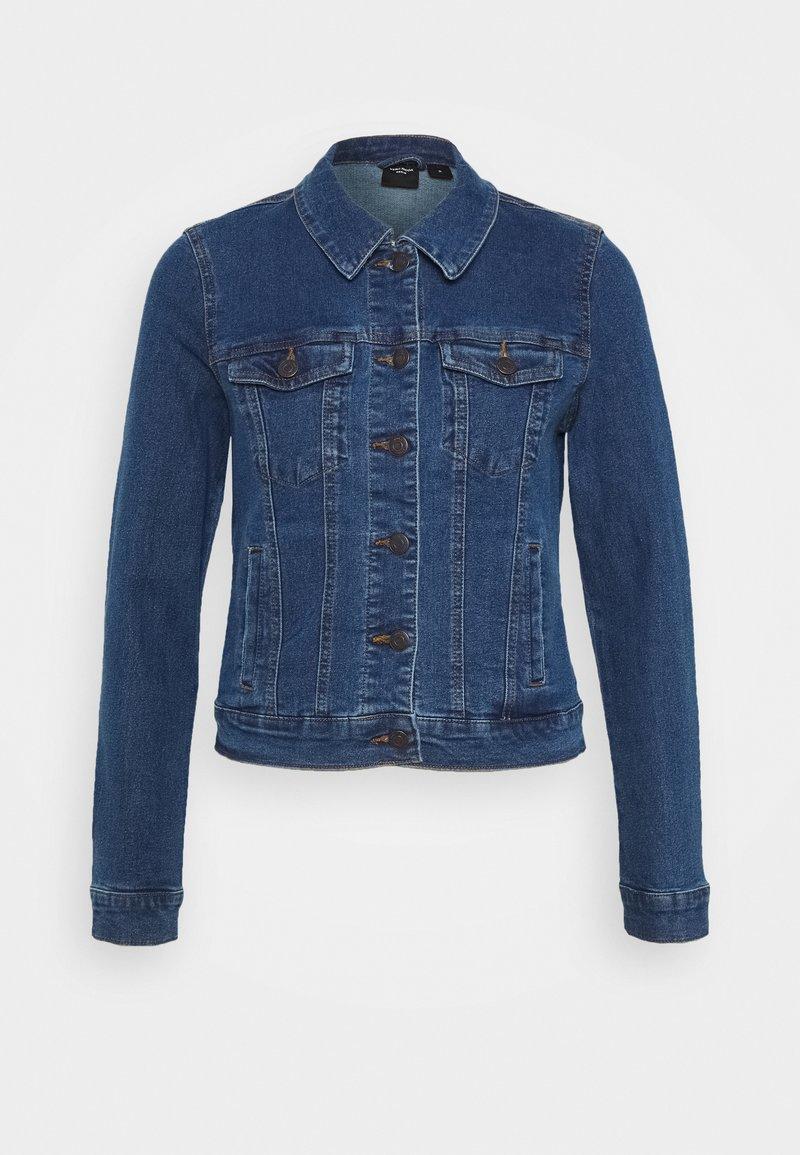 Vero Moda - VMHOT SOYA  - Džínová bunda - medium blue denim