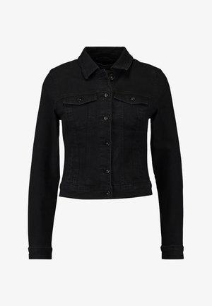 VMHOT SOYA JACKET MIX - Giacca di jeans - black