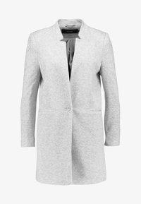 Vero Moda - VMJUNE LONG  - Short coat - light grey melange - 3