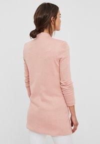 Vero Moda - VMJUNE LONG  - Krátký kabát - rose - 1