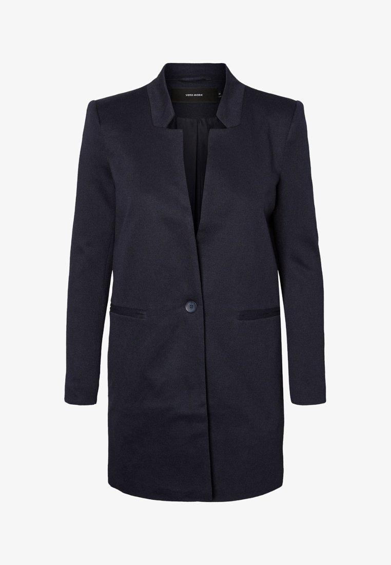 Vero Moda - VMJUNE LONG  - Abrigo corto - dark blue