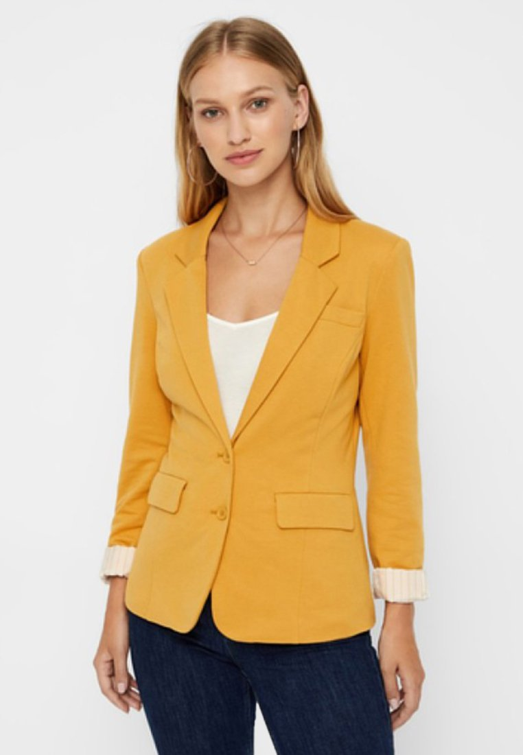Vero Moda - Blazer - amber gold