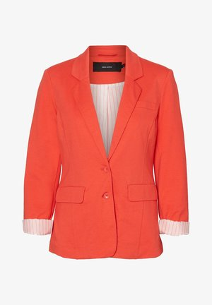 Blazer - poppy red