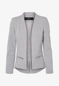Vero Moda - VMMAKI - Blazer - light grey melange - 0