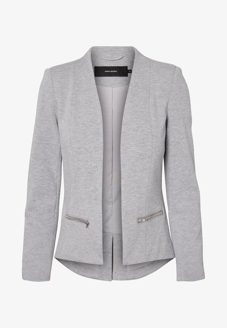 Vero Moda - VMMAKI - Blazer - light grey melange