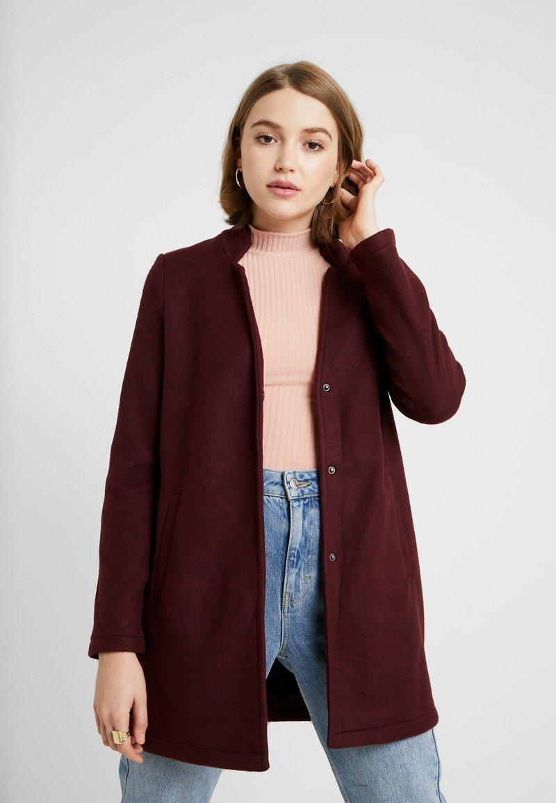 Vero Moda - VMKATRINE - Krátký kabát - port royale