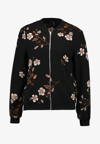 Vero Moda - VMCALLIE - Bomber Jacket - black/callie - 4