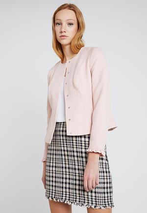 VMCLARIN SHORT JACKET - Blazer - sepia rose