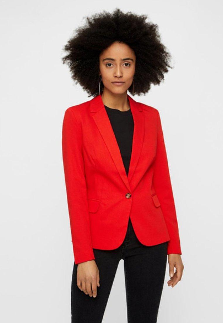 Vero Moda - Blazer - fiery red
